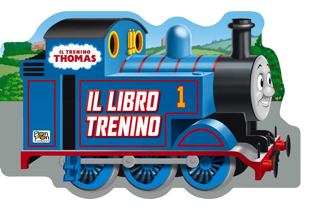 Trenino Thomas - Il Libro Trenino