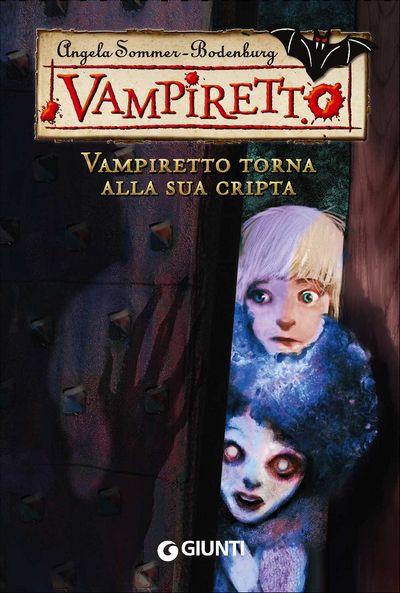 Vampiretto torna alla sua cripta