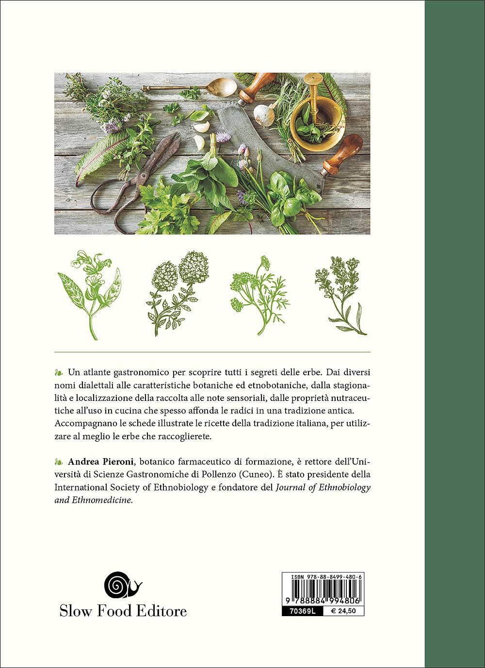 Atlante gastronomico delle erbe