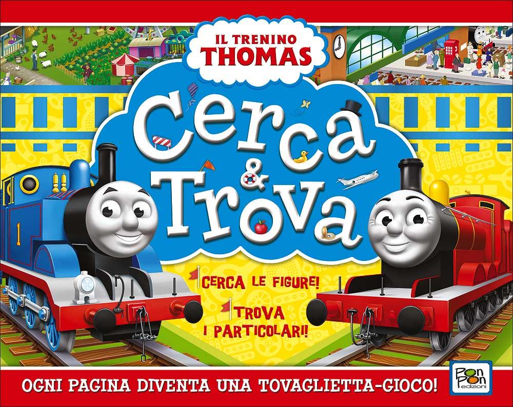 Trenino Thomas - Cerca e Trova