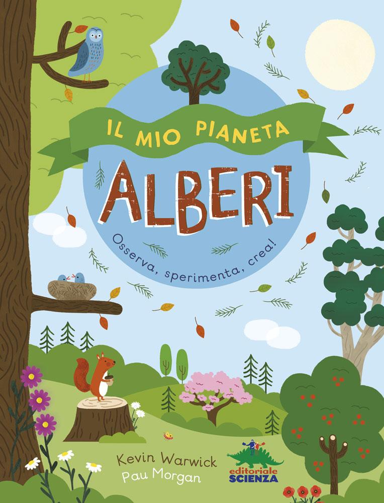 Il mio pianeta - Alberi