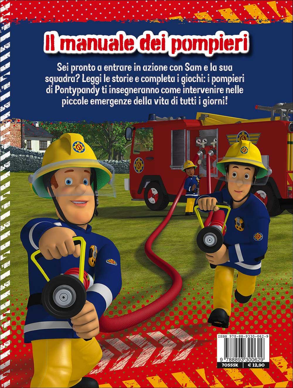 Sam Il Pompiere Il Manuale Dei Pompieri Giunti