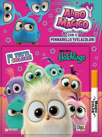 Albo Magico Hatchlings - Hatchlings di tutti i colori