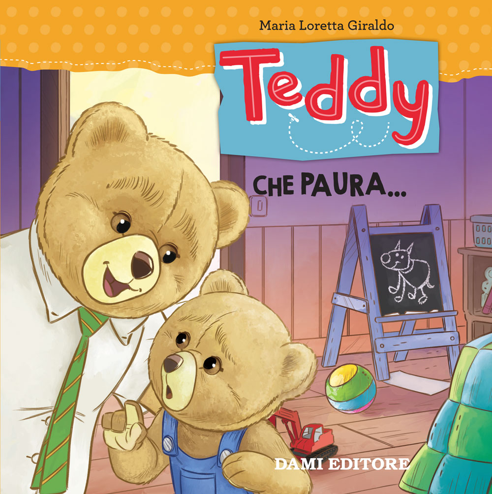Teddy - Che paura...