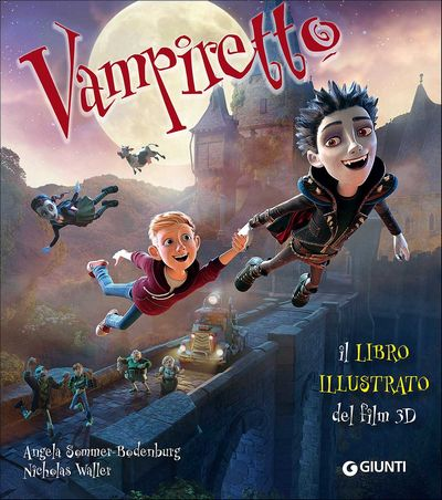 Vampiretto. Il libro illustrato del film 3D