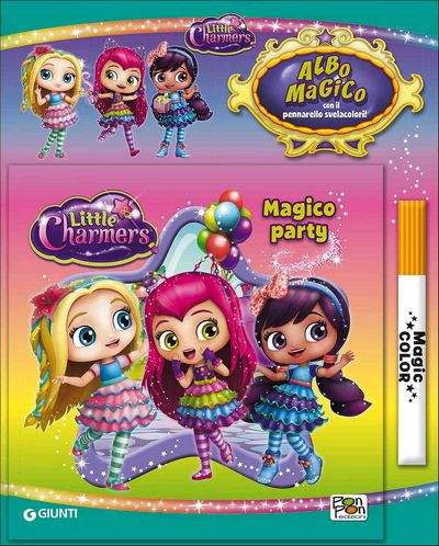 Albo Magico Little Charmers - Magico party