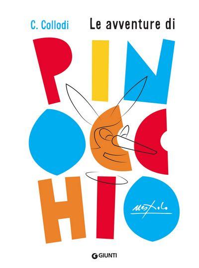 Le avventure di Pinocchio (ill. Nespolo)