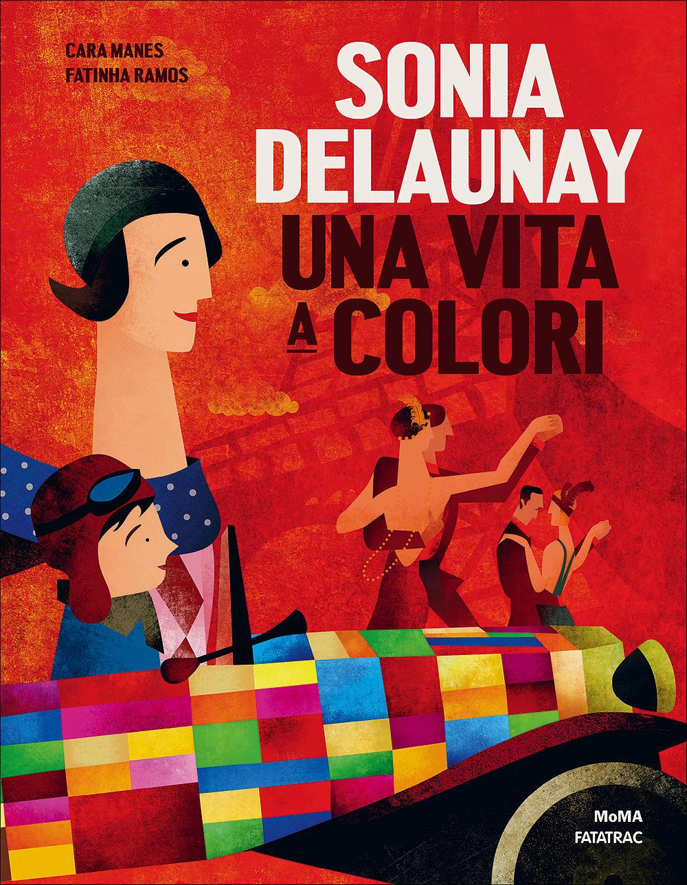 Sonia Delaunay,una vita a colori