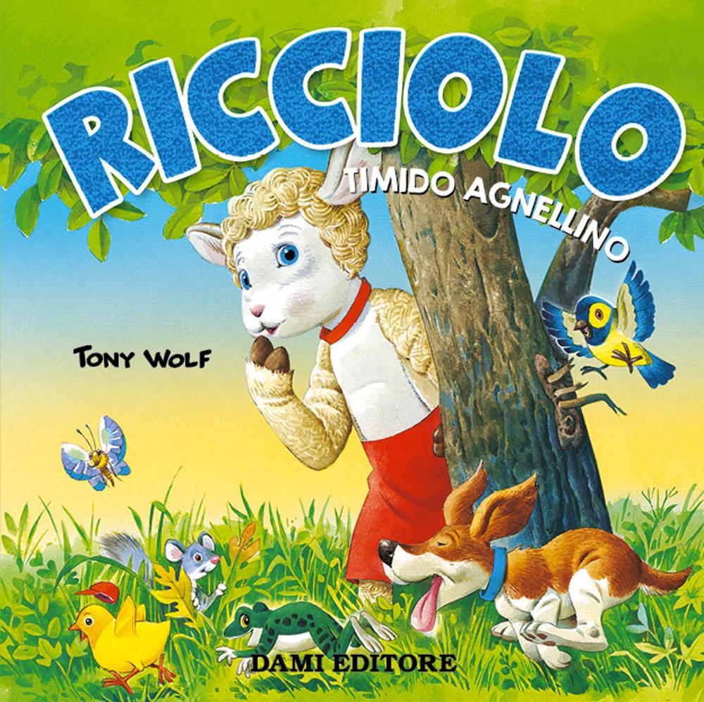 Ricciolo timido agnellino
