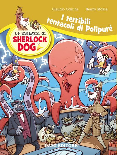 Sherlock Dog - I terribili tentacoli di Polipurè
