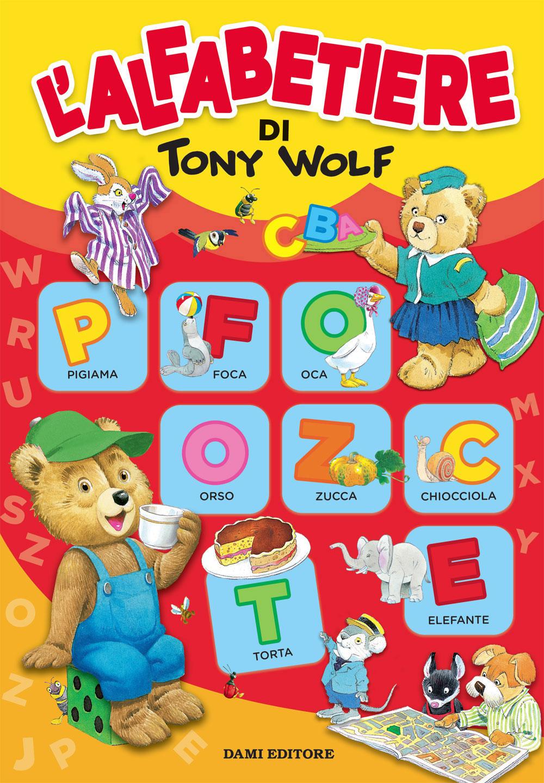 L'alfabetiere di Tony Wolf