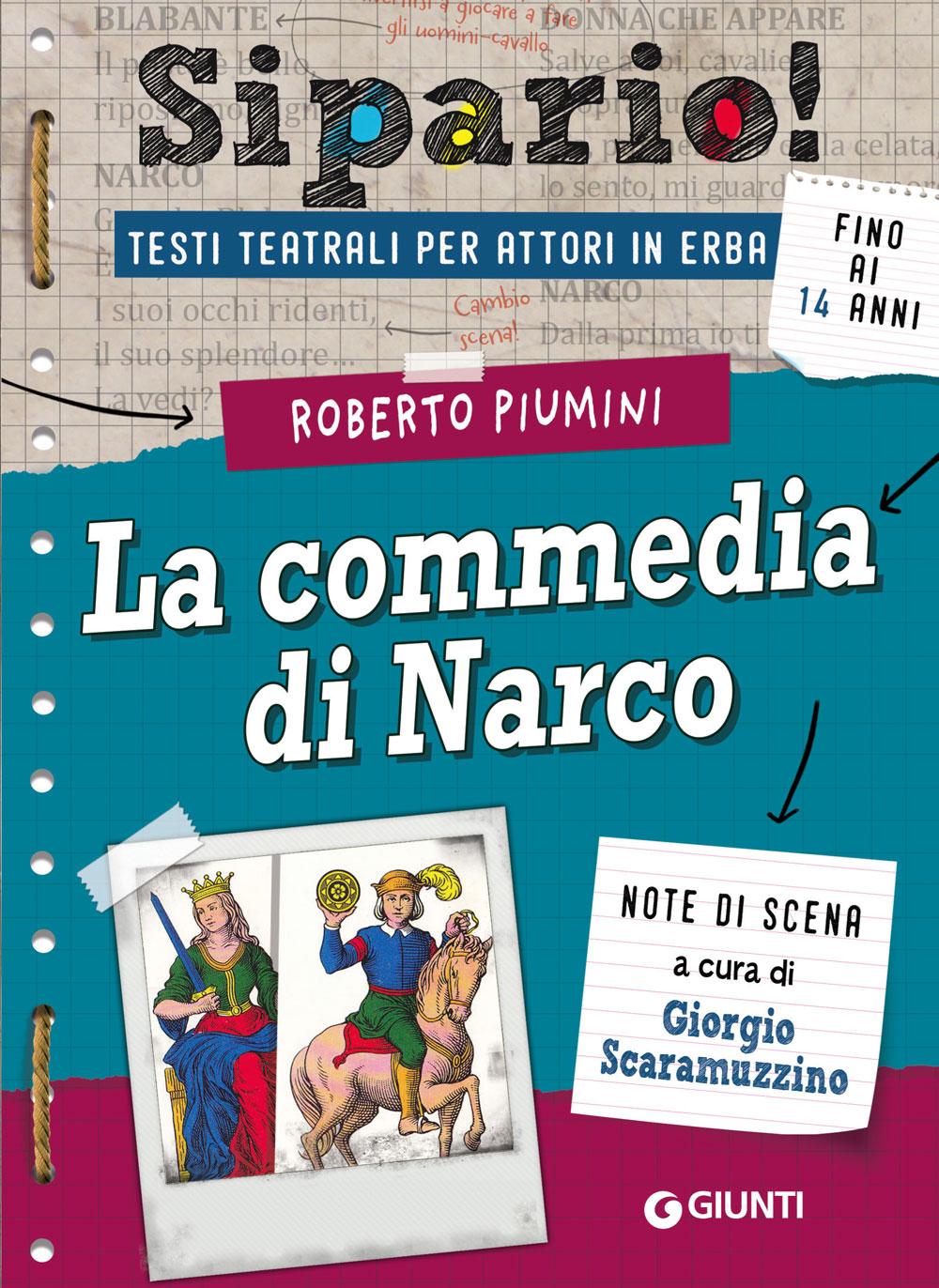 Poesie Di Natale Piumini.La Commedia Di Narco Giunti