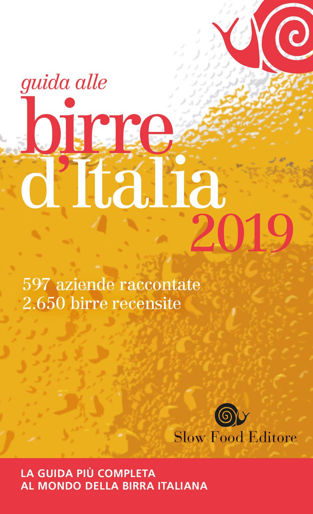 Guida alle birre d'Italia 2019