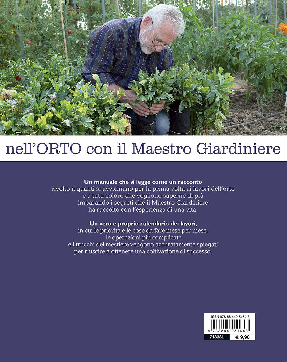 Nell'orto con il Maestro Giardiniere