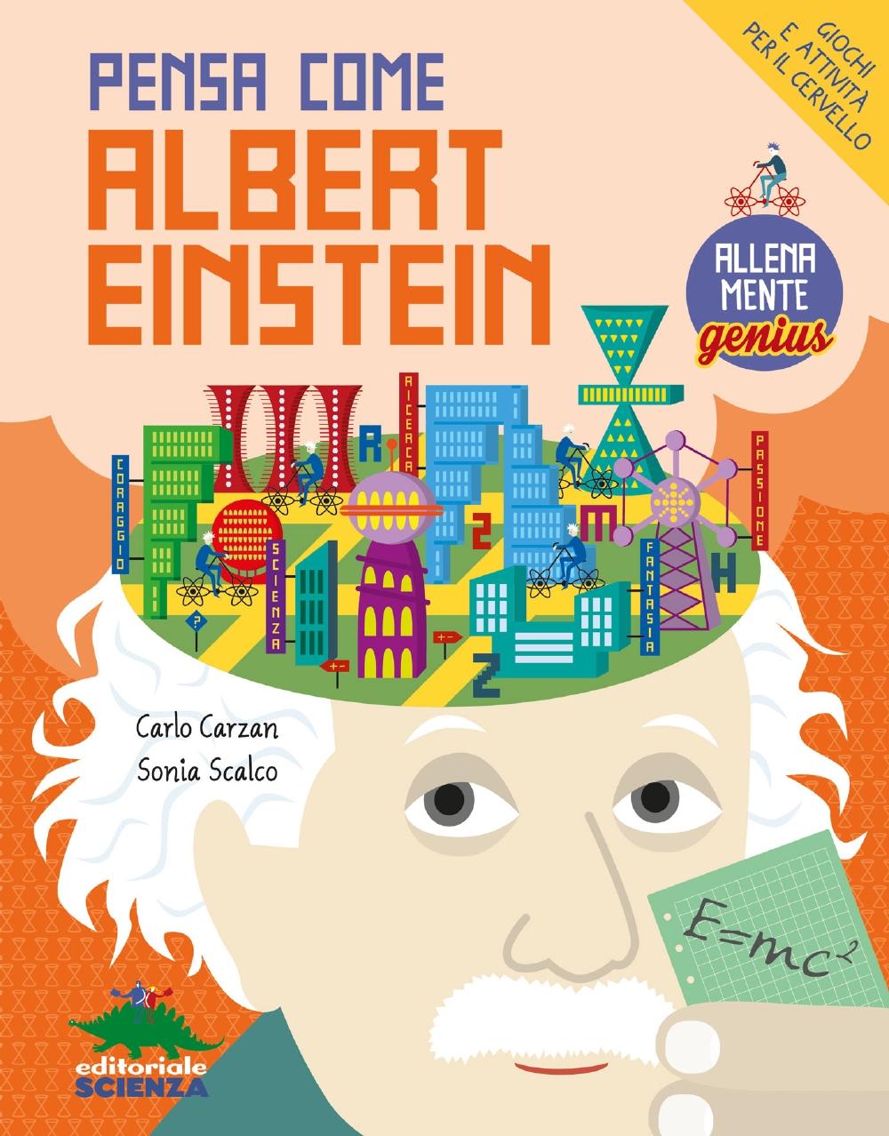 Allenamente Genius - Pensa come Albert Einstein