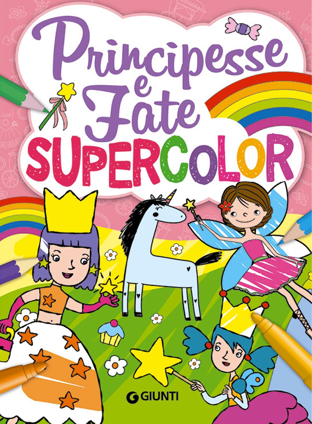 Principesse e Fate Supercolor