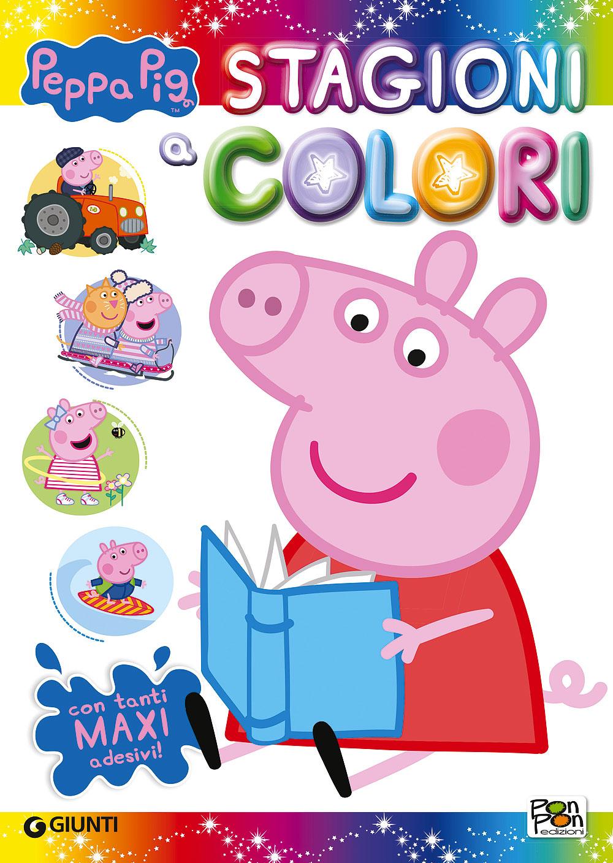 Peppa Pig - Stagioni a colori