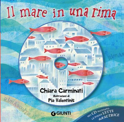 Il mare in una rima + CD