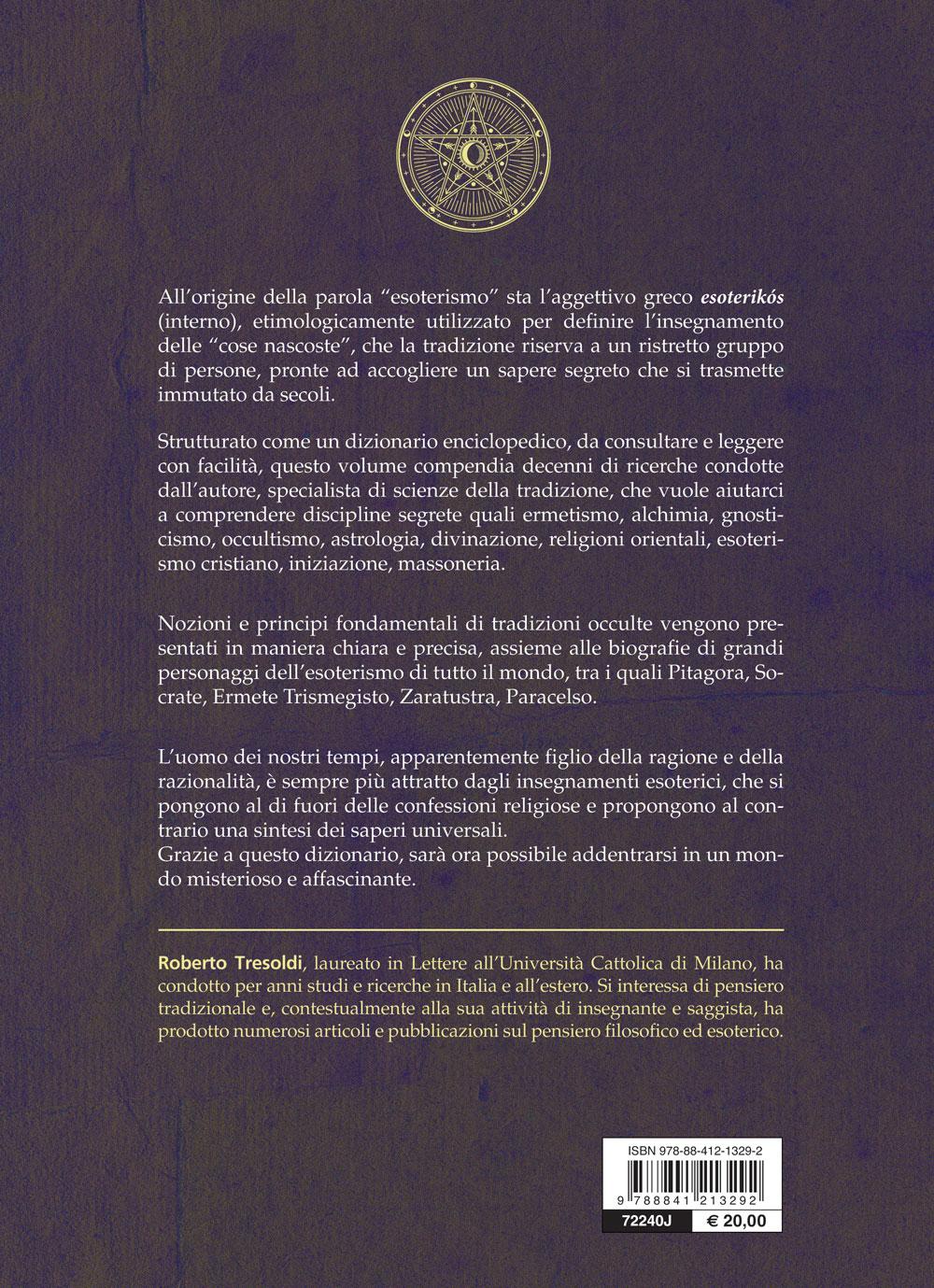 Esoterismo. Dizionario Enciclopedico
