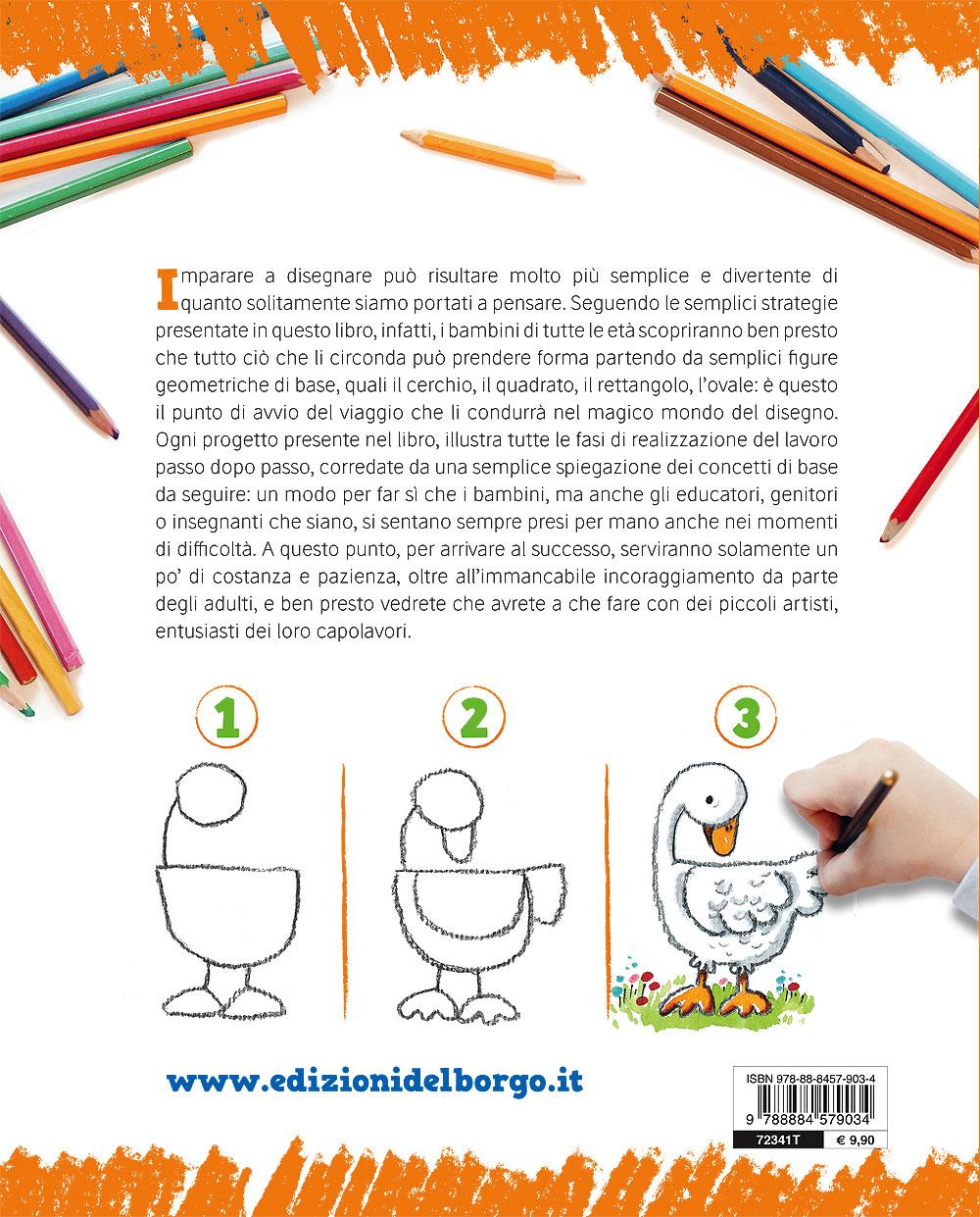 Imparare a disegnare. Corso per bambini - Vol. 1