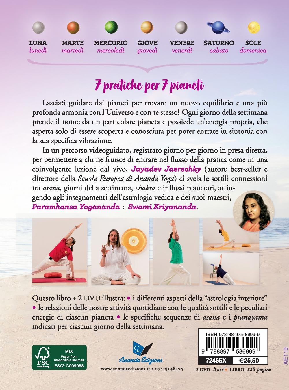 Uno yoga al giorno + 2 DVD