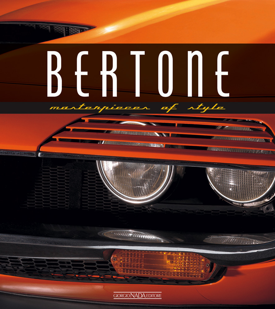 BERTONE Masterpieces of style (edizione inglese)