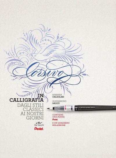 Corsivo in calligrafia