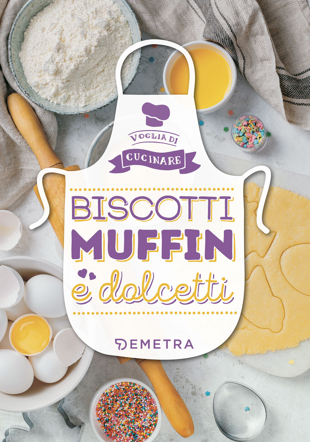 Biscotti, muffin e dolcetti