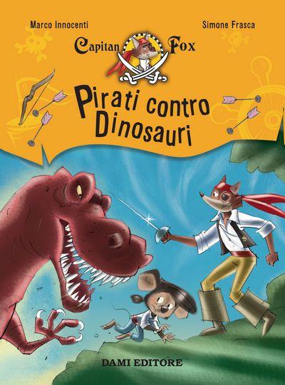 Capitan Fox - Pirati contro Dinosauri