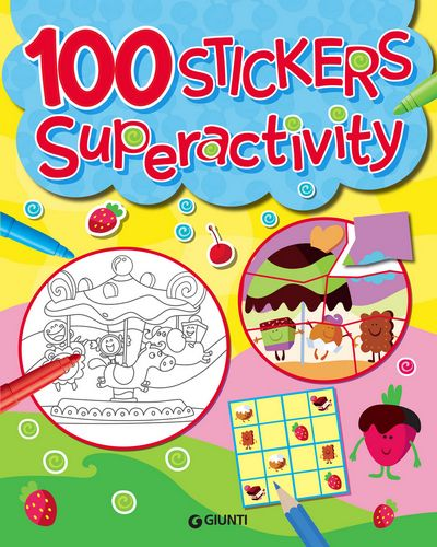 100 Stickers Superactivity