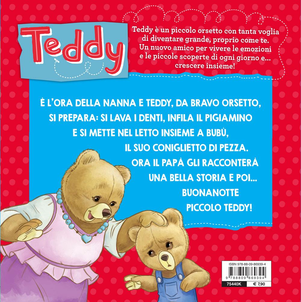 Teddy fa la nanna