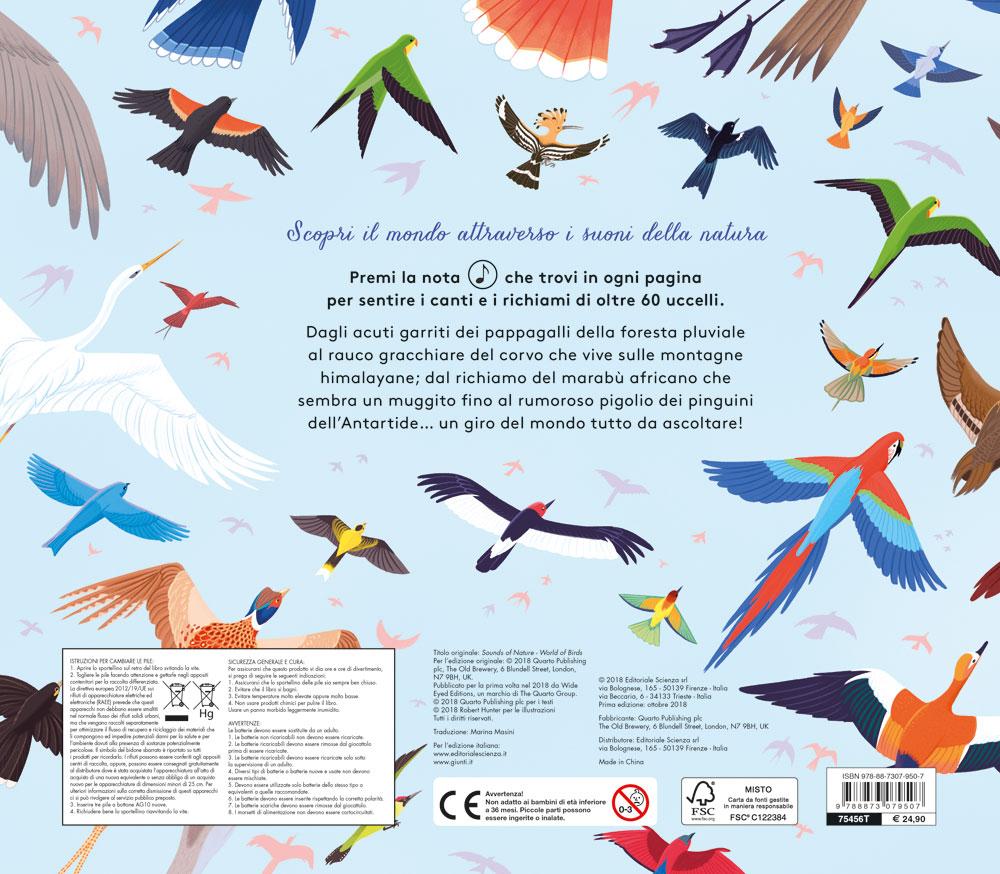 Uccelli dal mondo