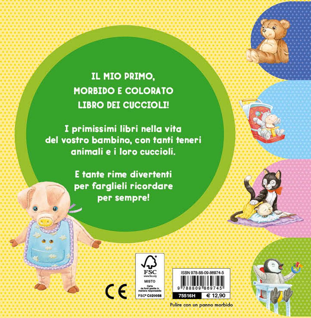 Il mio primo libro dei Cuccioli