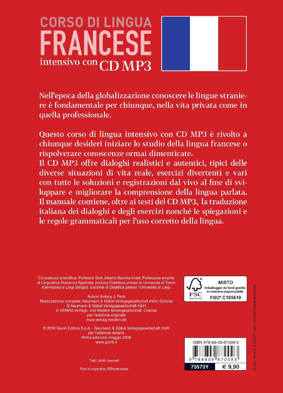 Francese. Corso di lingua intensivo con CD MP3