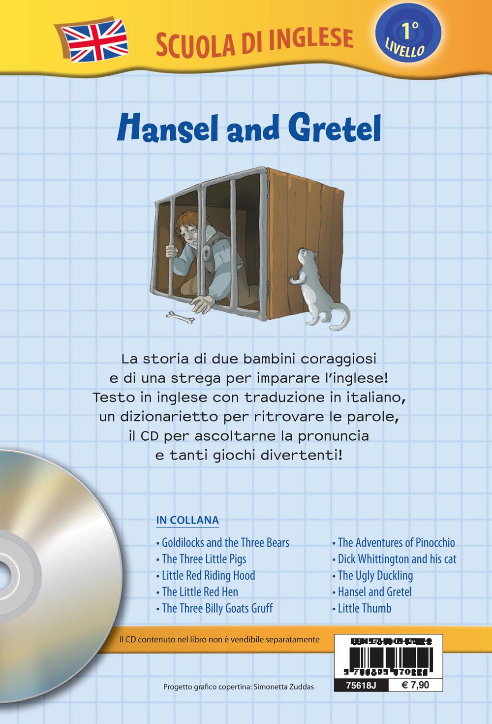 Hansel and Gretel + CD