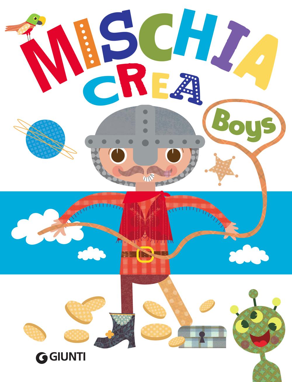 Mischiacrea Boys