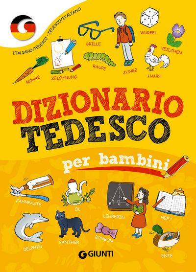 Dizionario tedesco per bambini