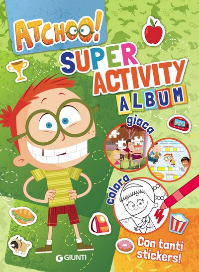 Atchoo! Super Activity Album