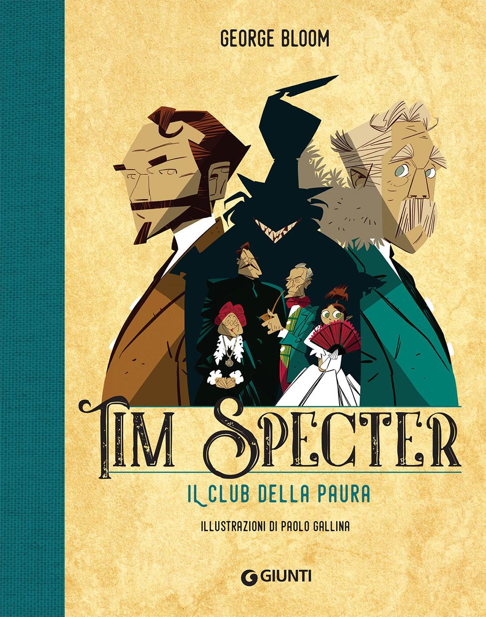 Tim Specter. Il club della paura