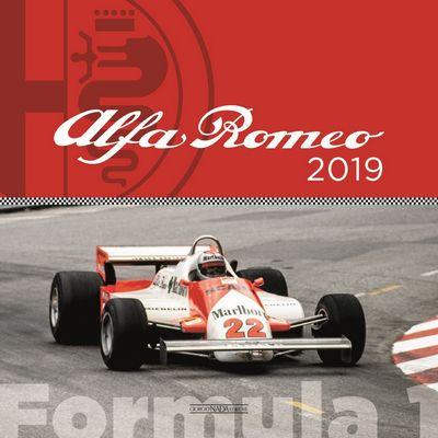 Alfa Romeo Formula 1 - Calendario 2019