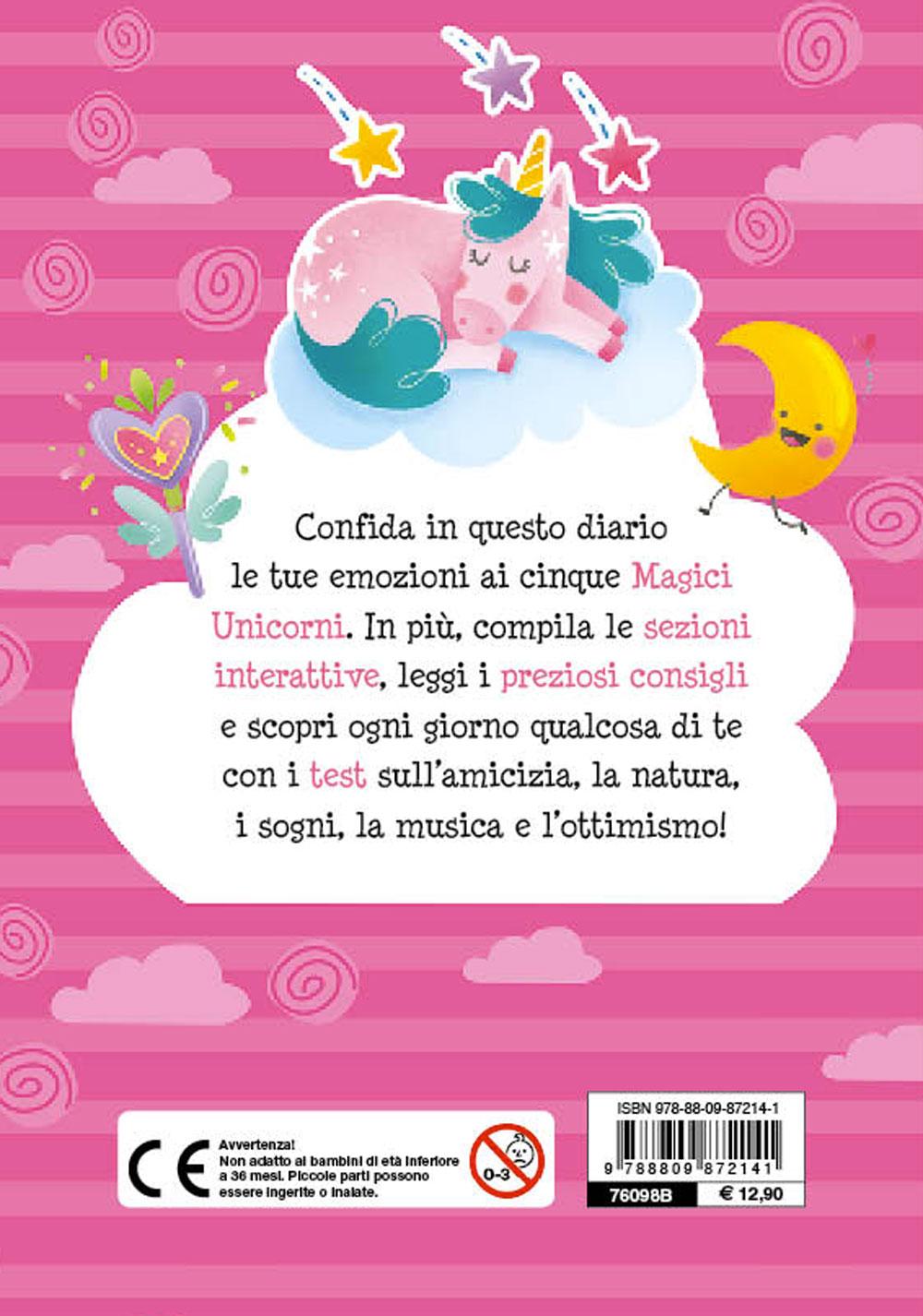 Il mio diario degli unicorni