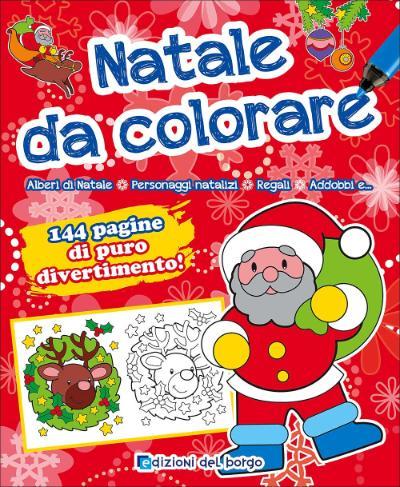 Natale da colorare