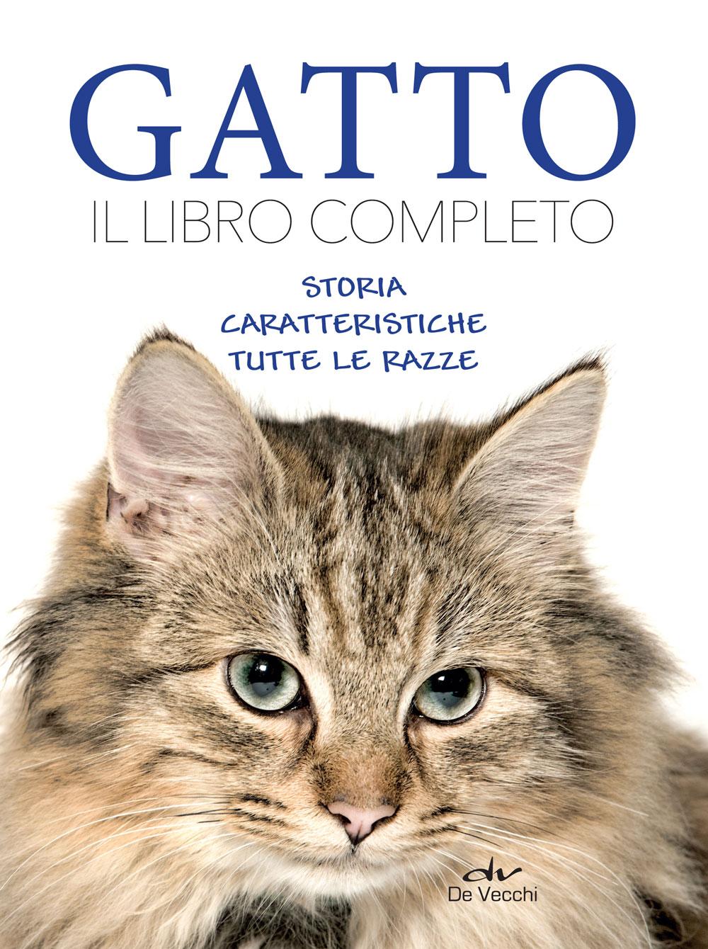 Gatto. Il libro completo