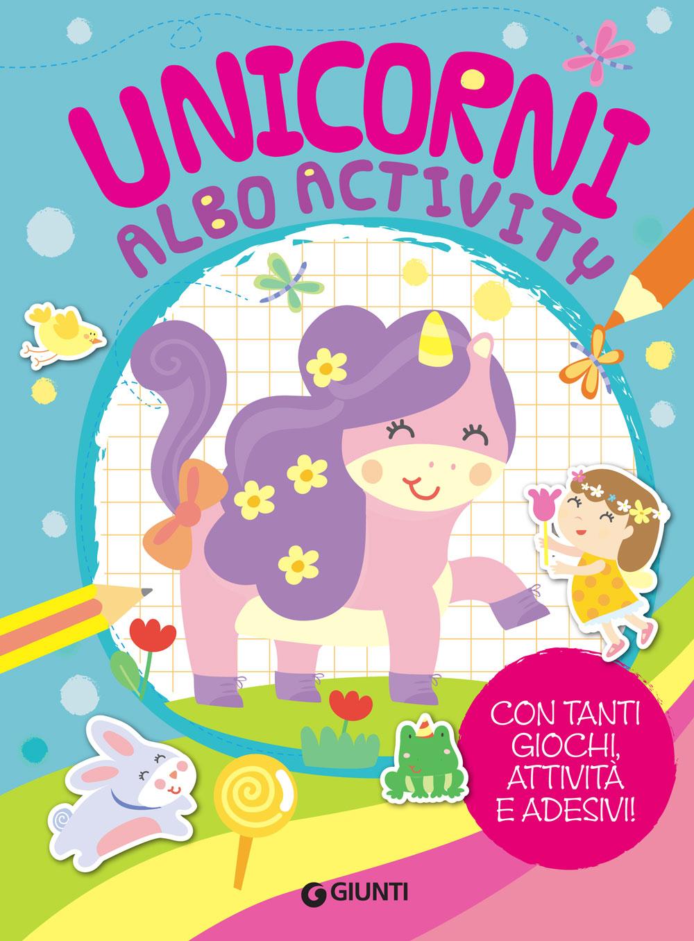 Unicorni - Albo Activity