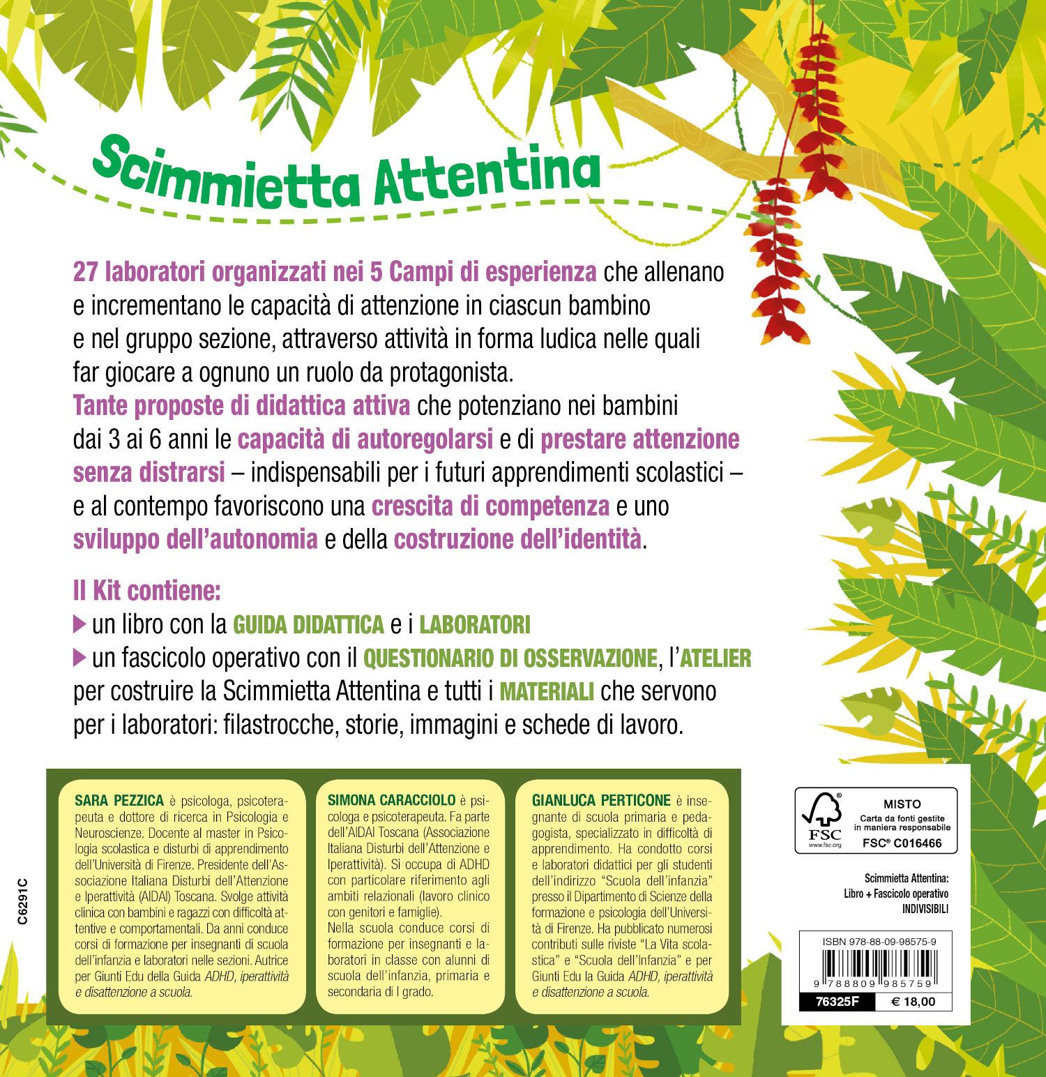 Scimmietta Attentina Kit