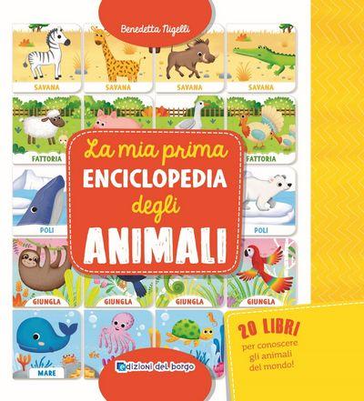 La mia prima enciclopedia degli animali