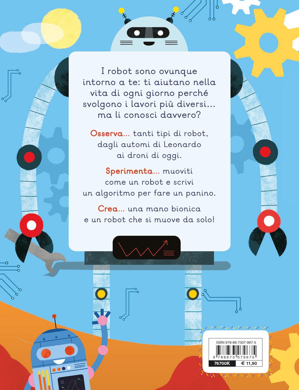 Il mio pianeta - Robot