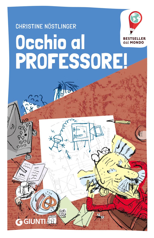 Occhio al professore!