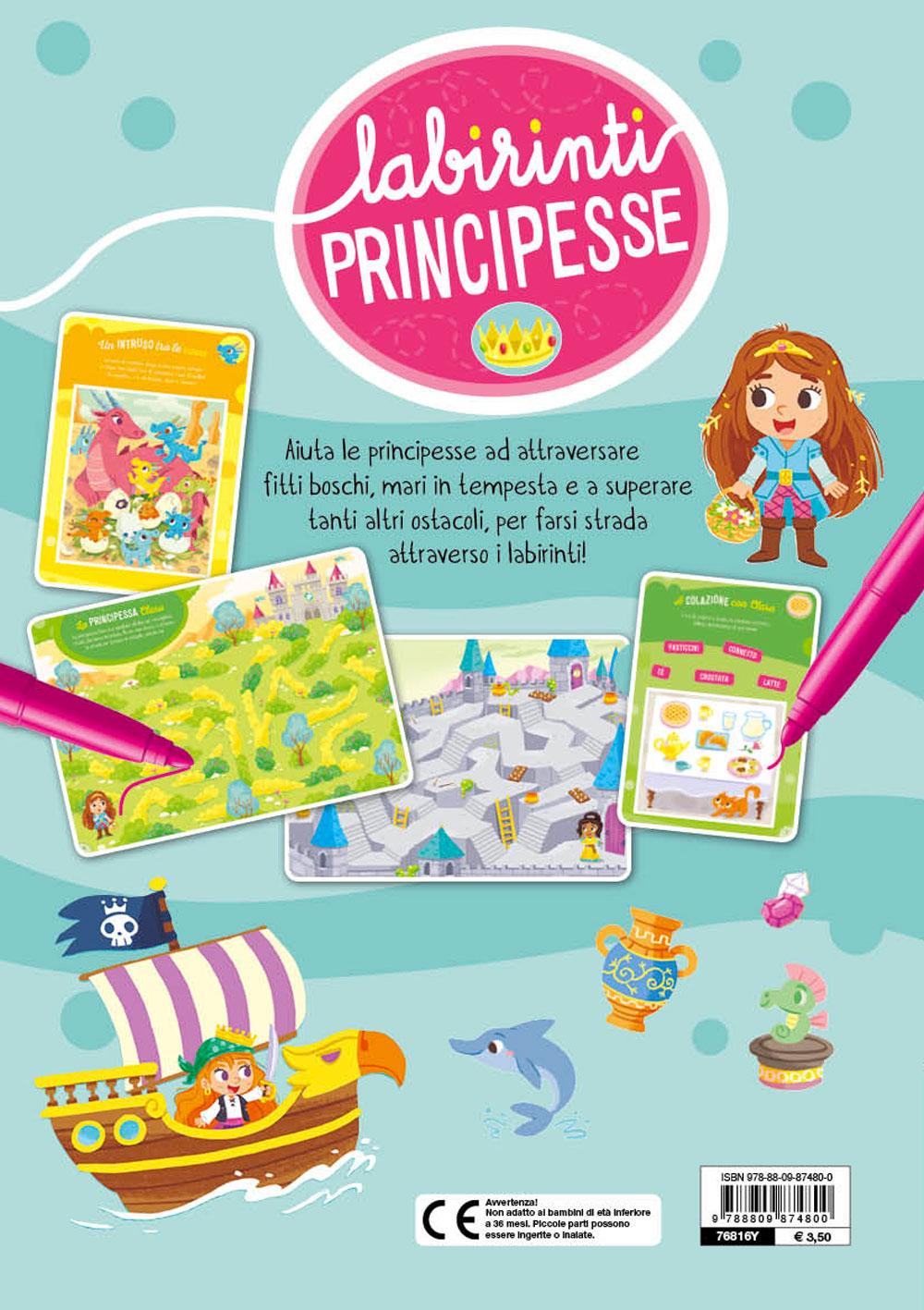 Labirinti Principesse