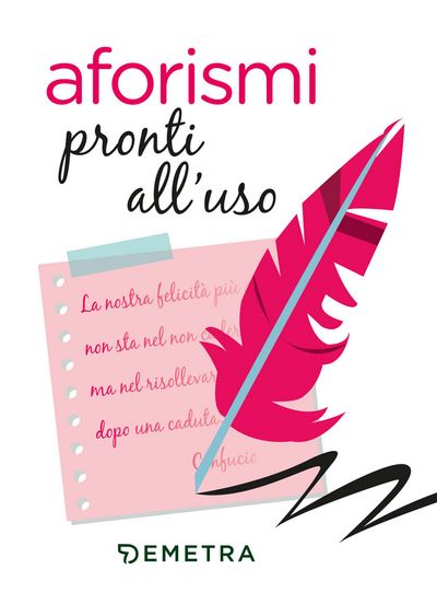 Aforismi pronti all'uso